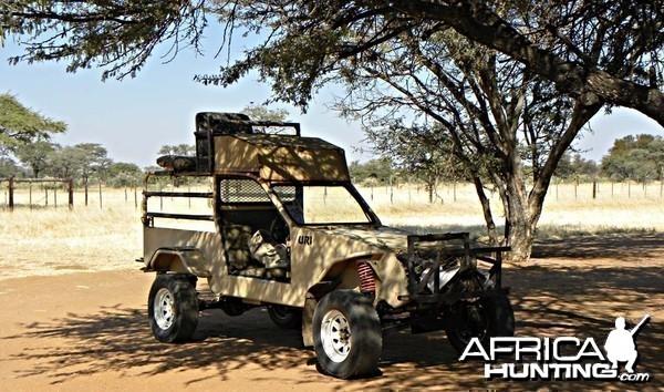 Hunting truck - Kataneno