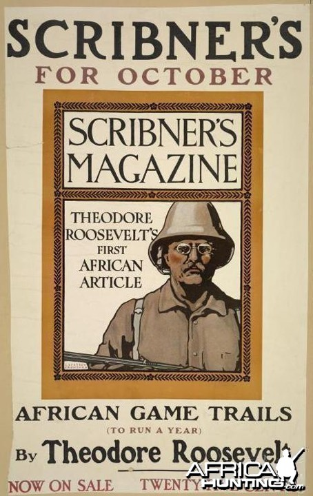 Theodore Roosevelt's First African Article