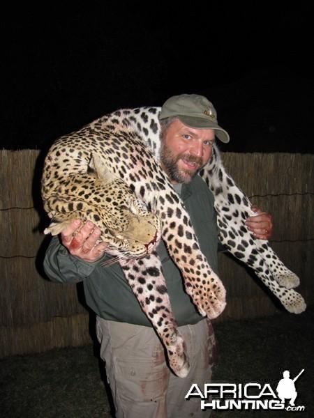 Leopard Zimbabwe