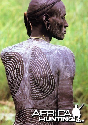 Massai Kenya