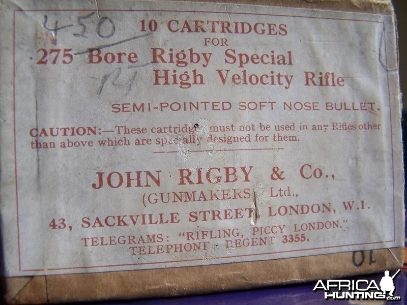 275 Rigby
