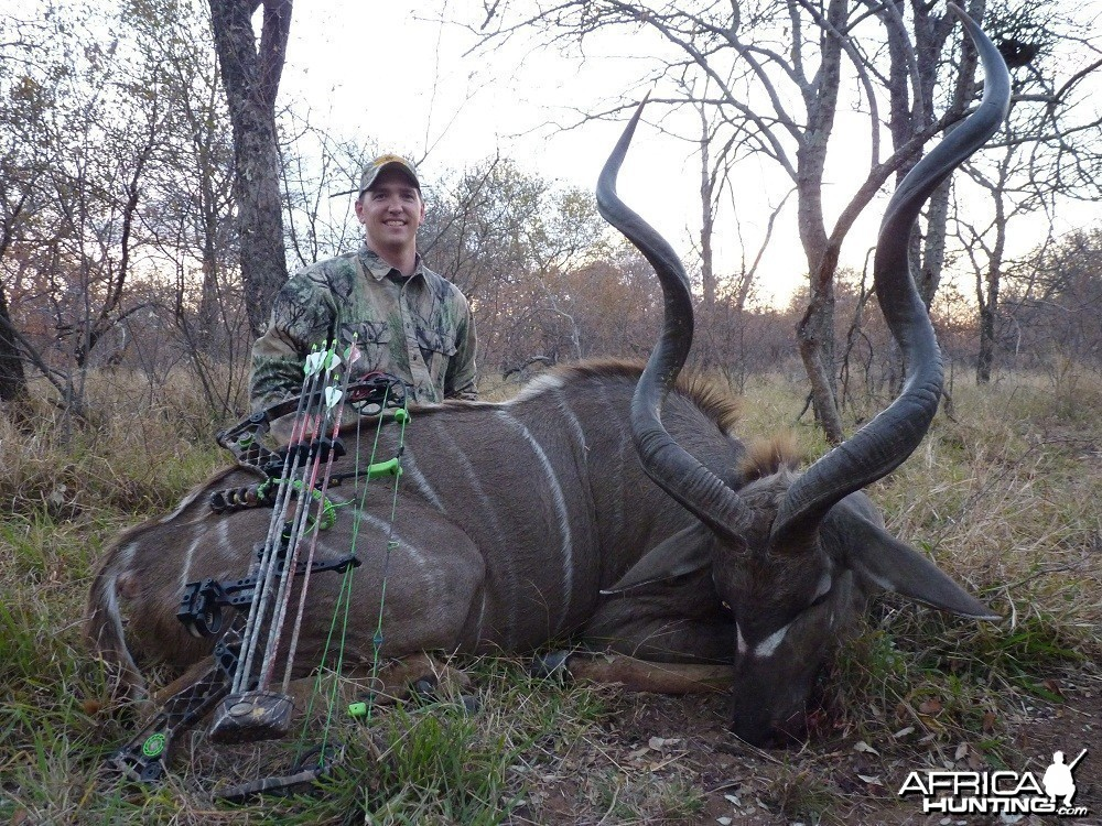 Bowhunting Kudu South Africa