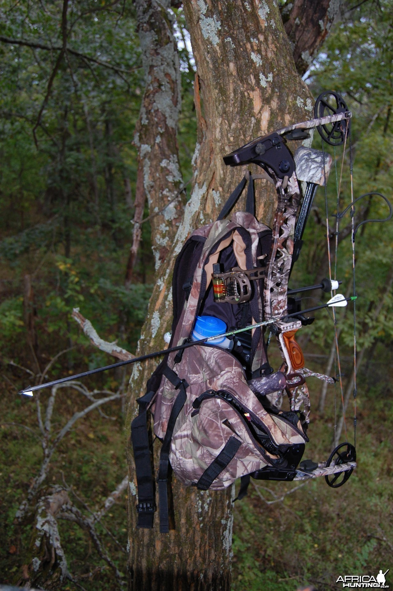 Bowhunting equipment