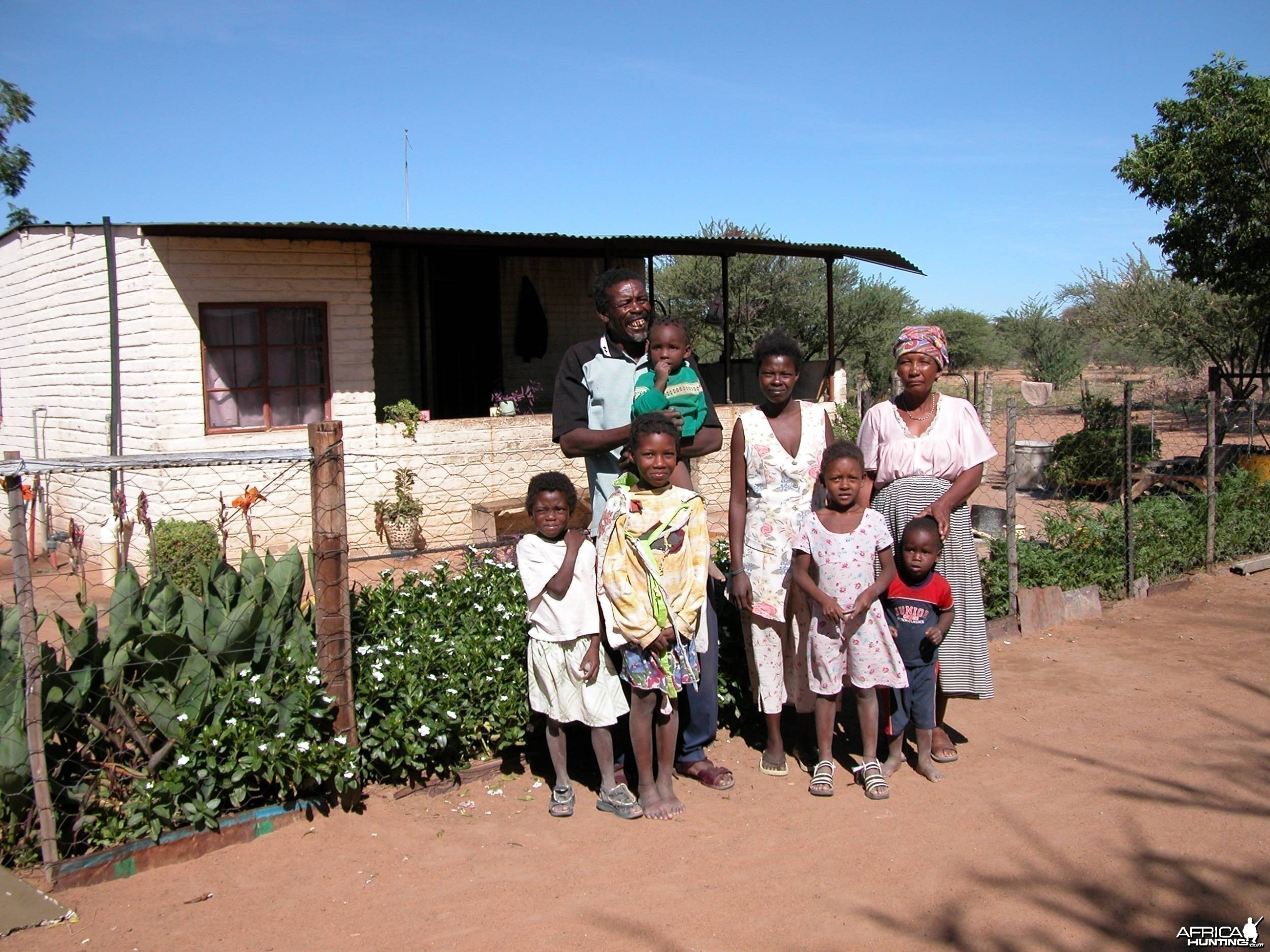Village Namibia