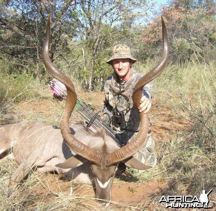 """Kudu 55"""" Bowkill"""