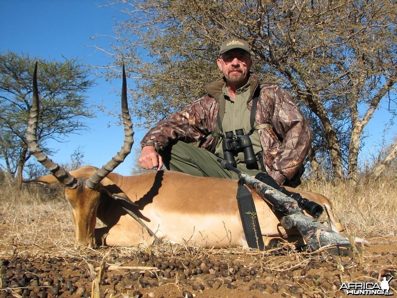 Impala Limpopo RIver area SA