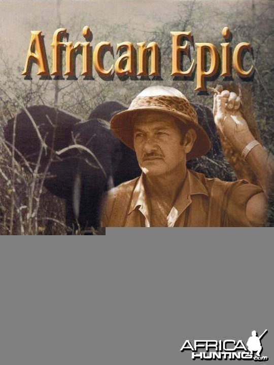 African Epic by Richard Harland