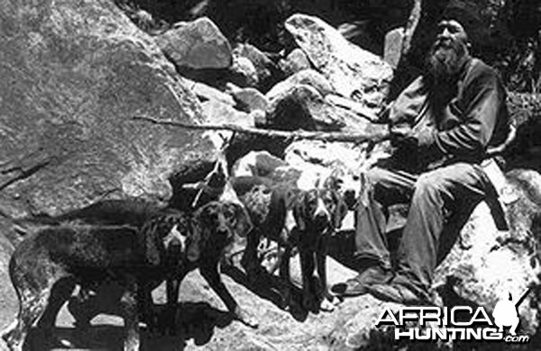 Benjamin Vernon Lilly (1856-1936), American Big Game Hunter