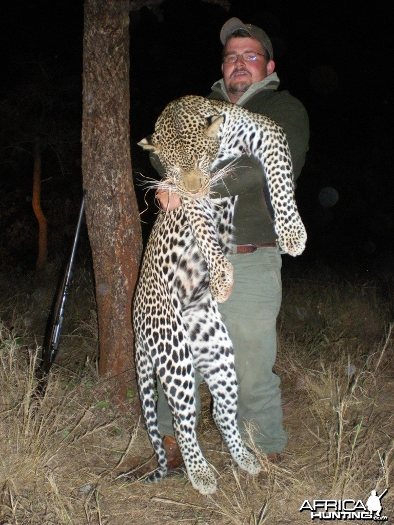 Leopard Hunting in Masailand