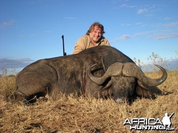 Masailand Buffalo Hunting