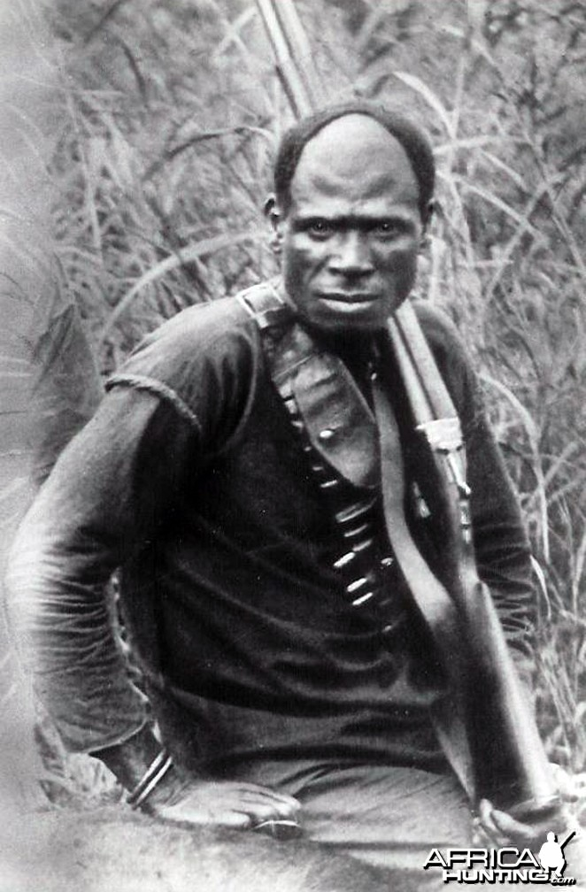 Chumamaboko, First of the Central African Professional Hunters