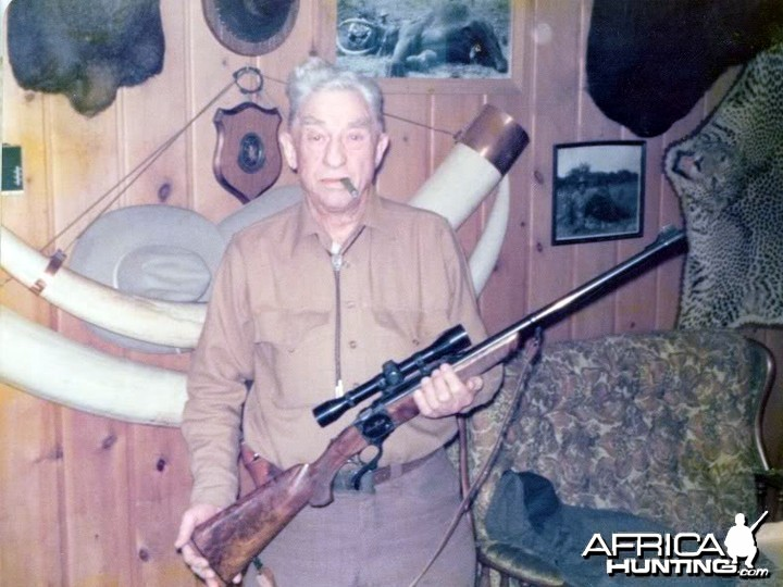 Elmer Keith, Handgun Hunter & Firearm Enthusiast
