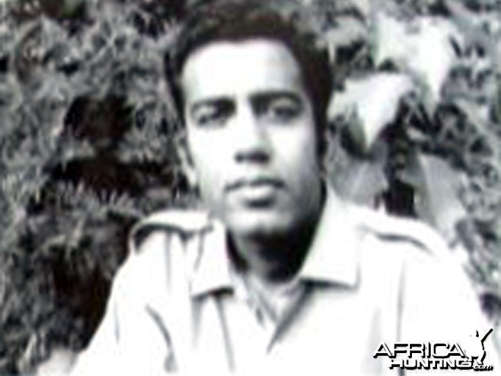Mohamed Ismail, Professional Hunter & Conservationist