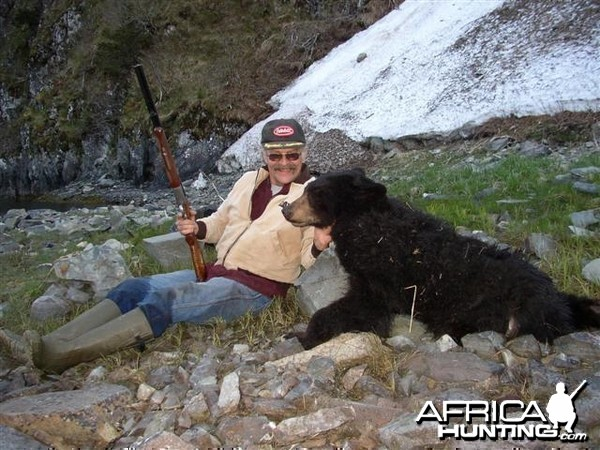 Black Bear taken with Chapuis DR