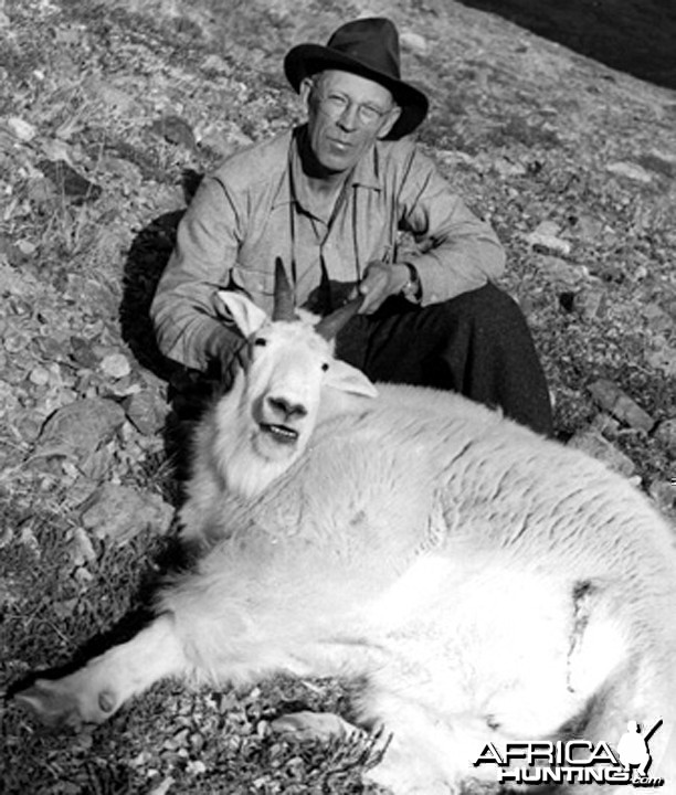 Jack O'Connor, Big Game Hunter, 1951