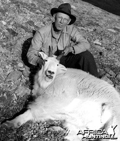Jack O'Connor, Big Game Hunter, 1951