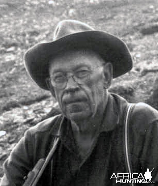 Jack O'Connor (1902-1978), Big Game Hunter, 1971