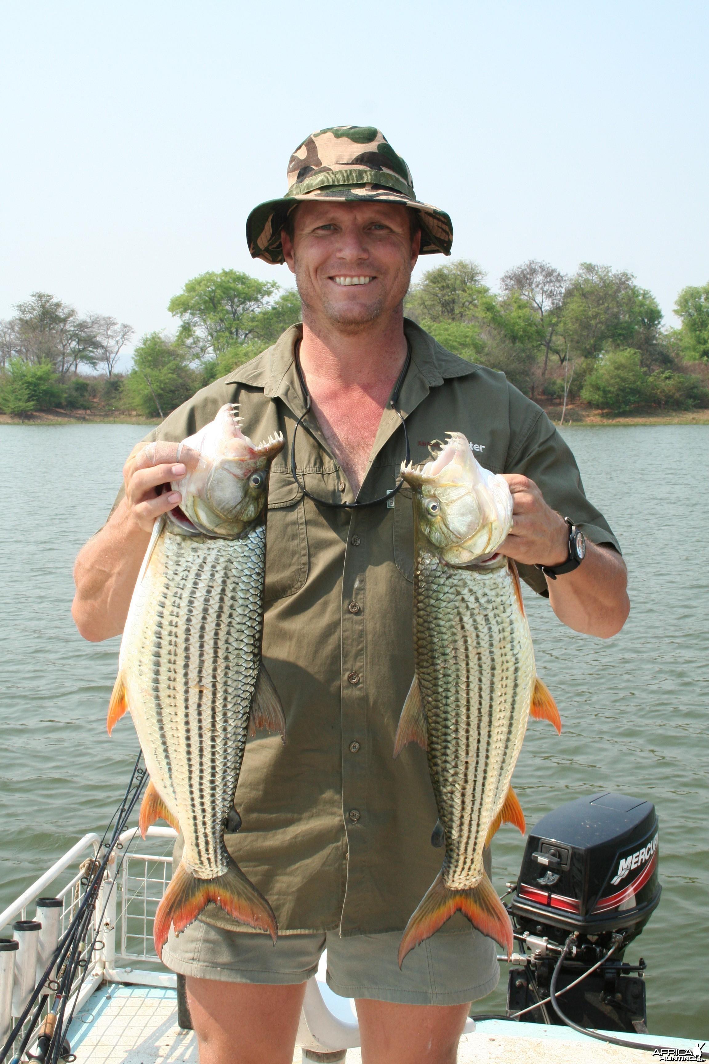 Fishing Tiggers
