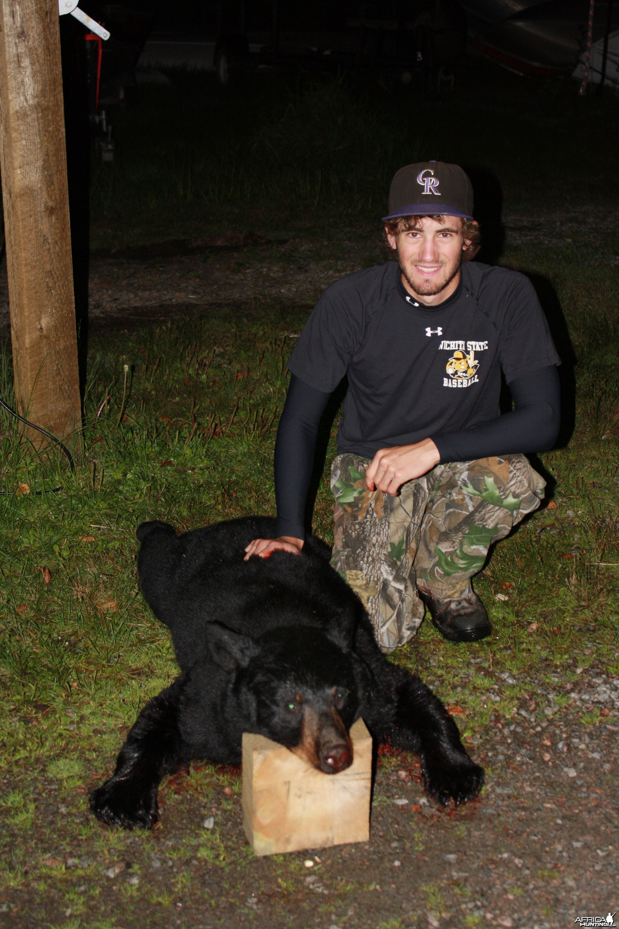 Bear Hunting in Canada
