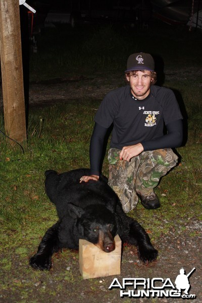 Bear Hunting in Canada