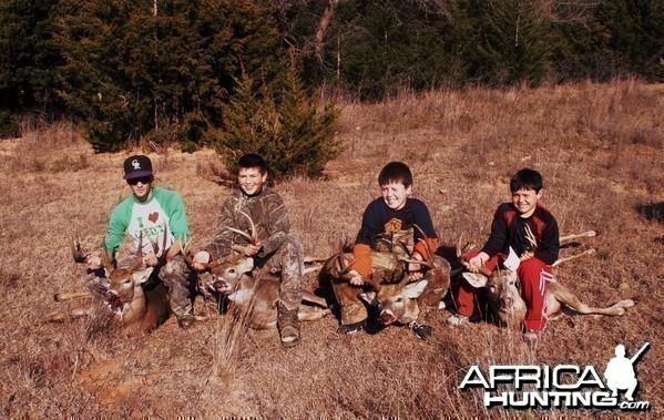 Hunting Buck
