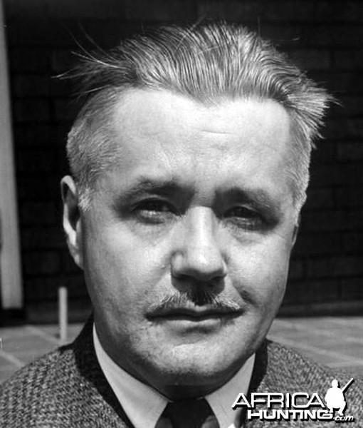 Edison Tesla Marshall (1894-1967), Author & Big Game Hunter