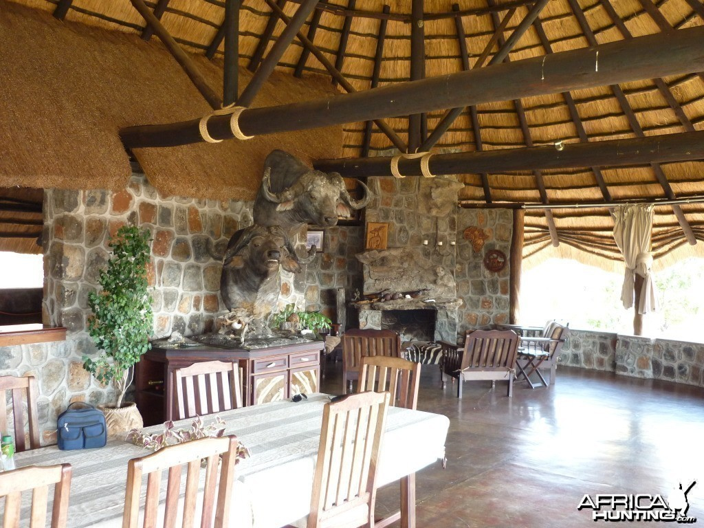 Lodge in Zimbabwe