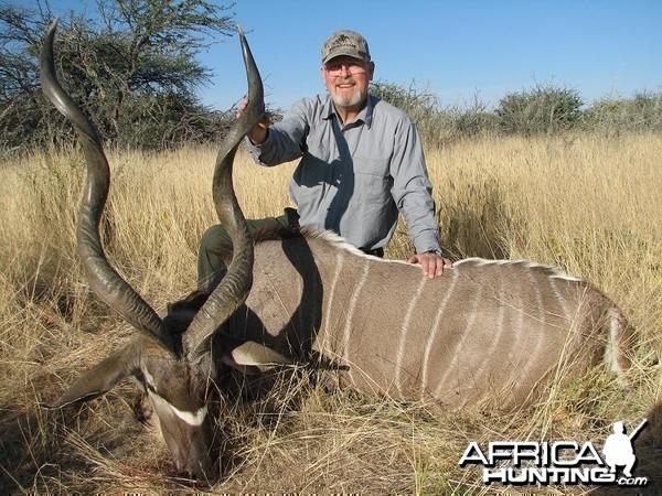 Kudu, Omburu Namibia June 2009