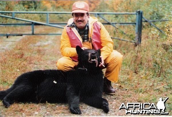 Bear hunted in Canada