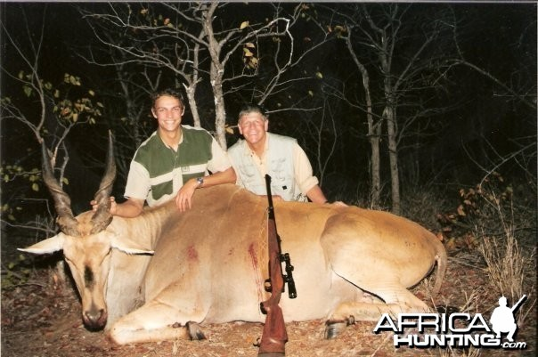33 inch Livingstone Eland