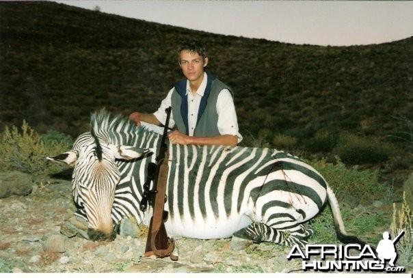 Hartmann Zebra, Namibia