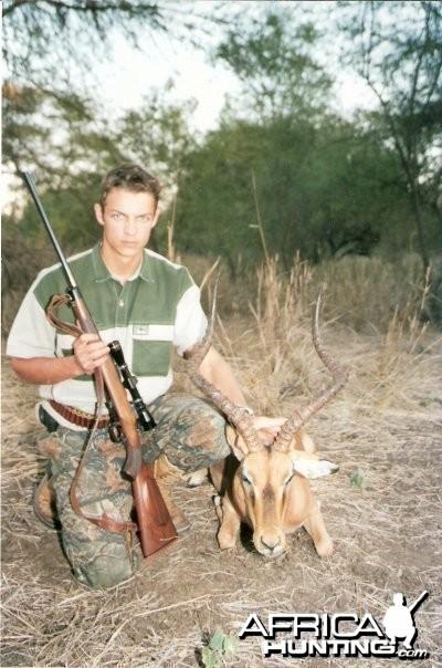 25.25 inch Impala, Limpopo