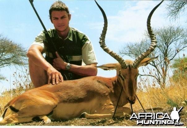 26.25 inch Impala Limpopo