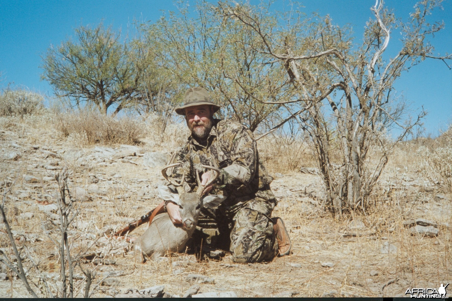 Coues deer hunt Sonora, Mexico