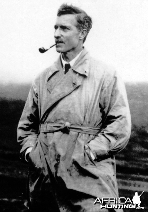 Richard Henry Meinertzhagen (1878-1967), The Warrior & Big Game Hunter