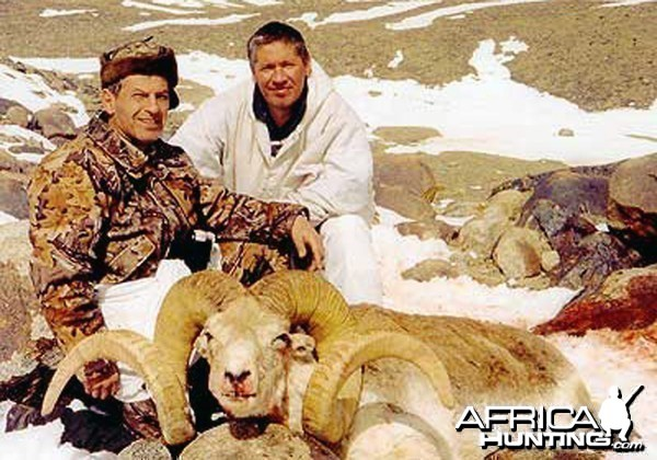 "Hossein ""Soudy"" Golabchi, Sheep Hunter"