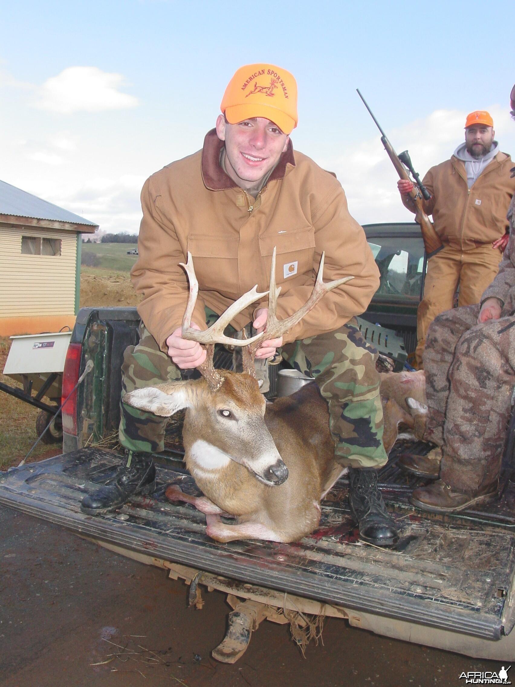 Son's First Deer