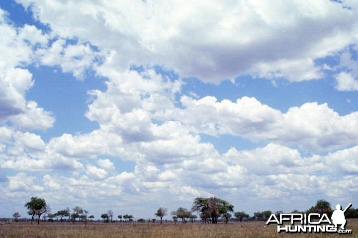 African Sky Northwest Province SA