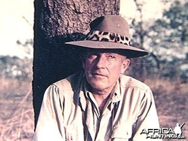 Frank C. Hibben (1910-2002), Big Game Hunter