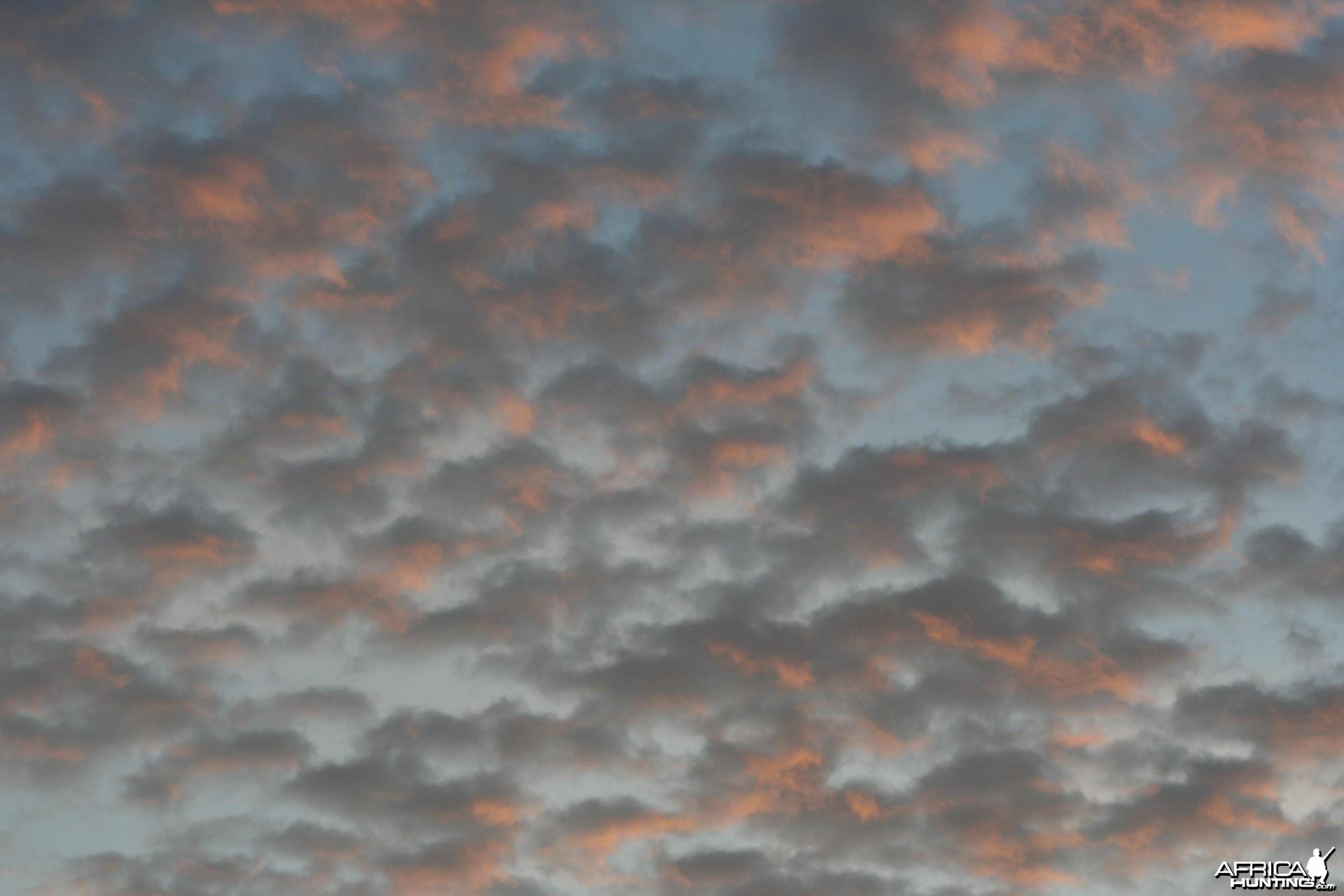 South Africa sky