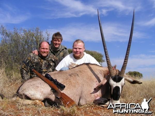 Gemsbok South Africa