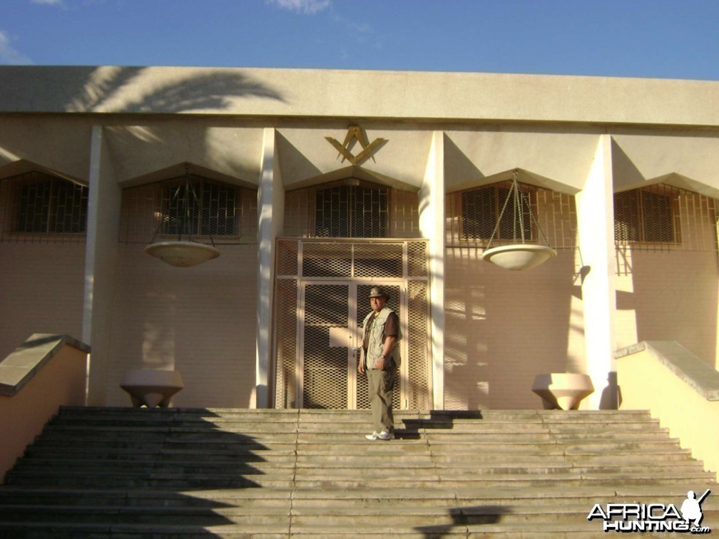Namibian Masonic lodge