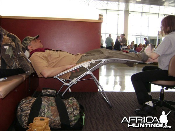 Airport Namibia
