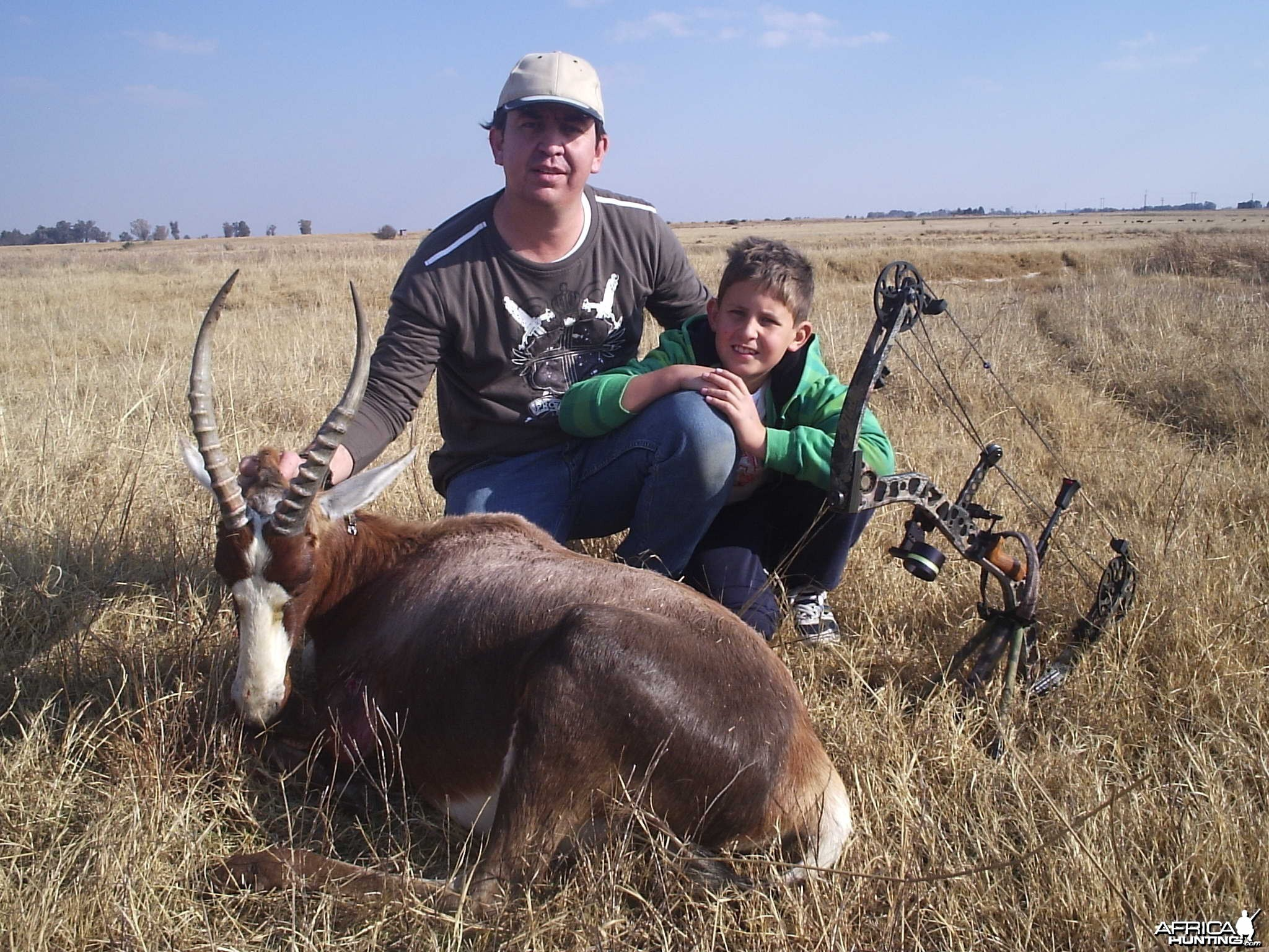 Hunt done for Life Christian Adventure