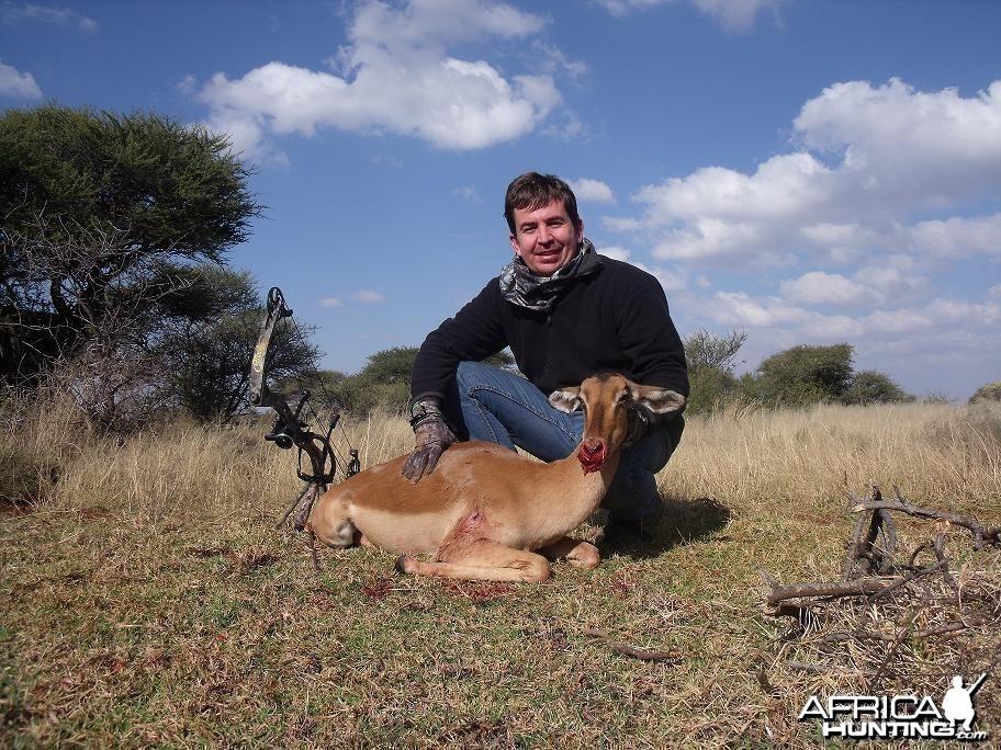 Impala shot for LCA