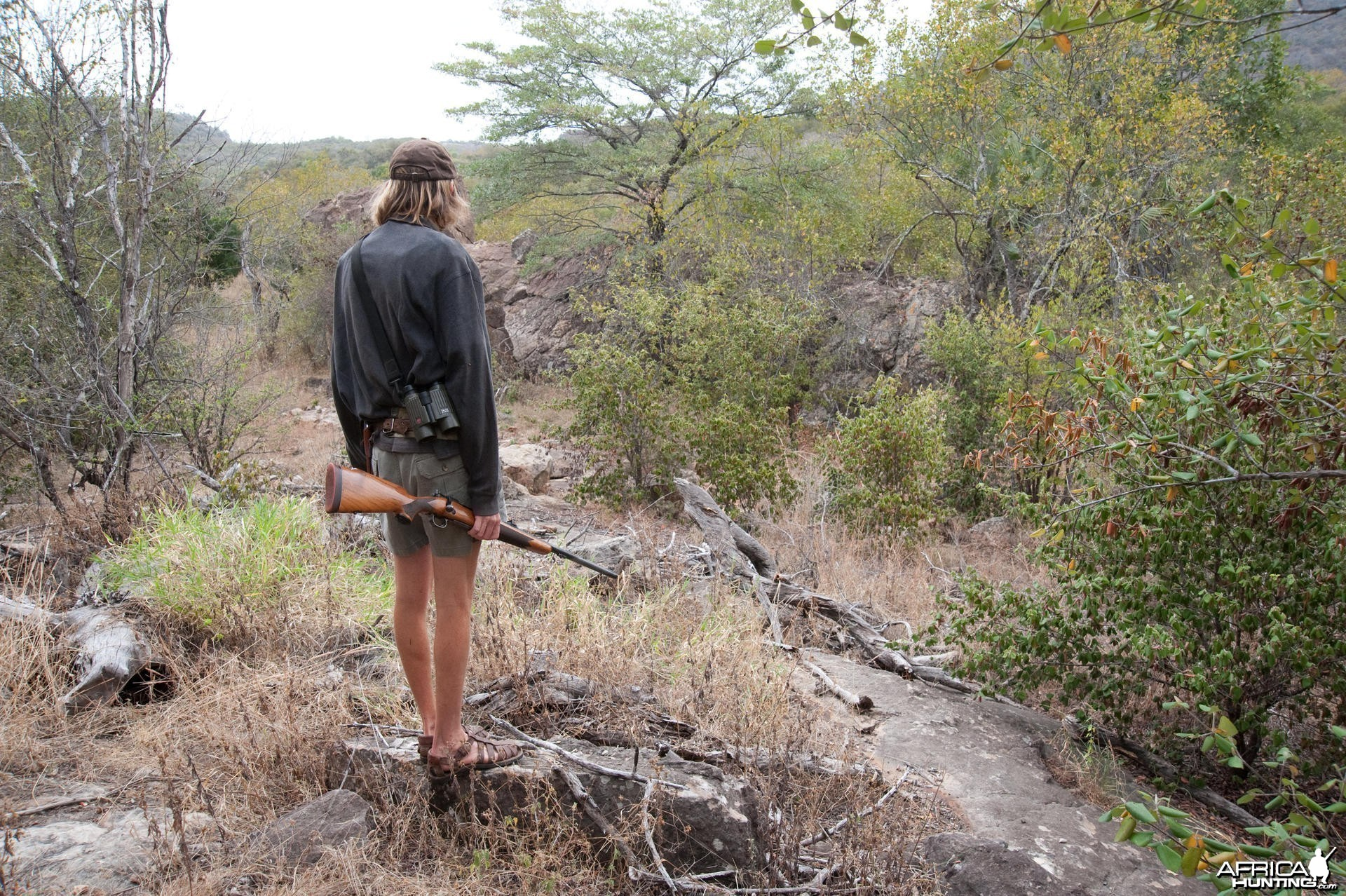 Hunting in Zimbabwe