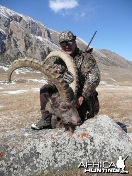 Ibex Hunting in Kyrgyzstan