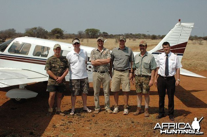 South Africa with Spiral Horn Safaris