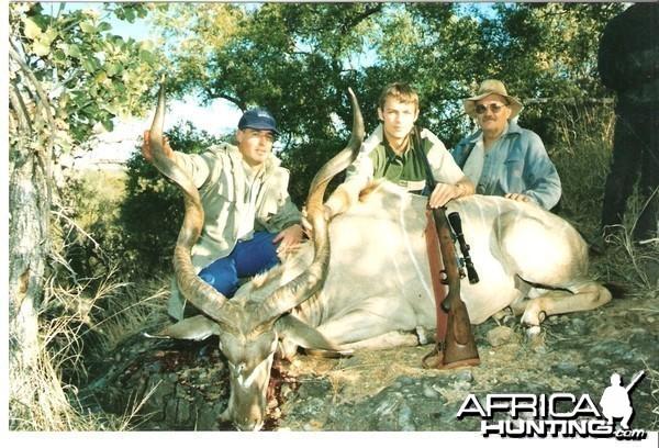 My First RW Kudu 54 inch