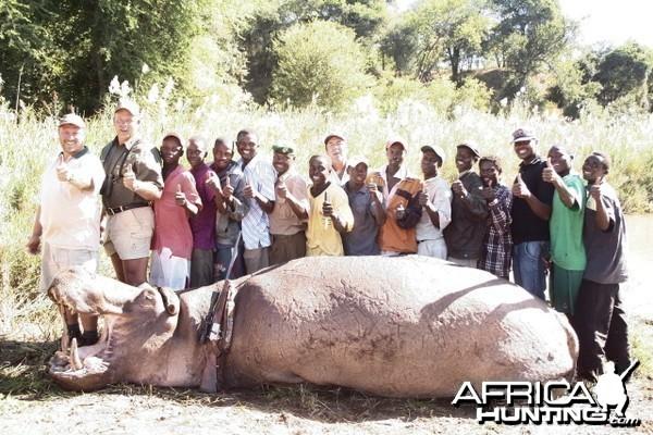 Top 10 Hippo Hunt